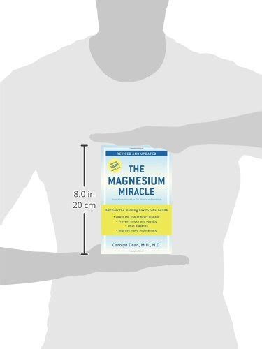 Pdf Magnesium Miracle Revised Updated by The Magnesium Miracle Revised And Updated Edition