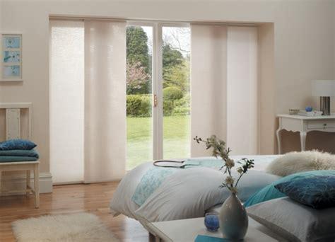 schiebegardinen schlafzimmer sind die schiebegardinen die neue moderne fensterdeko
