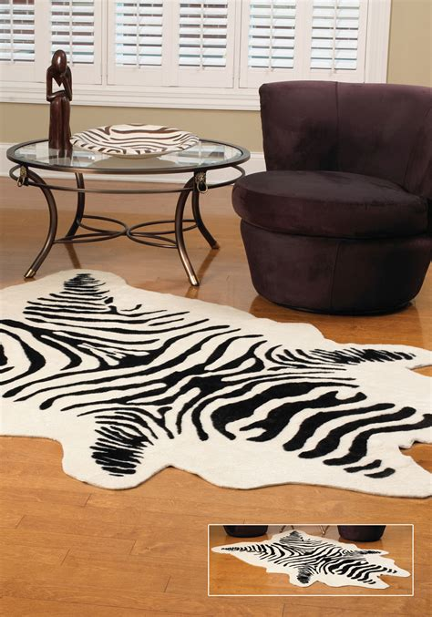 imitation rugs interior unique inspiration of faux animal skin rugs for awesome area maleeq decor inspiring