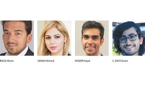 four pakistanis feature on forbes magazine s 30 30 list newspaper