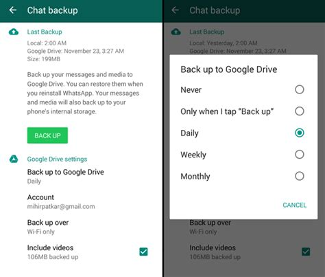 Youd Better Back That Drive Up by Whatsapp Chat Backup Drive