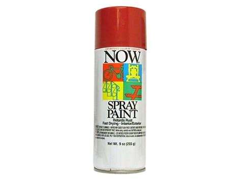 krylon now spray paint 9oz wagon