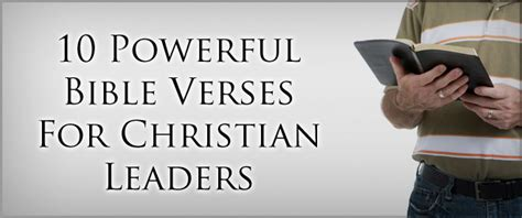 leadership quotes from the bible image quotes at relatably com