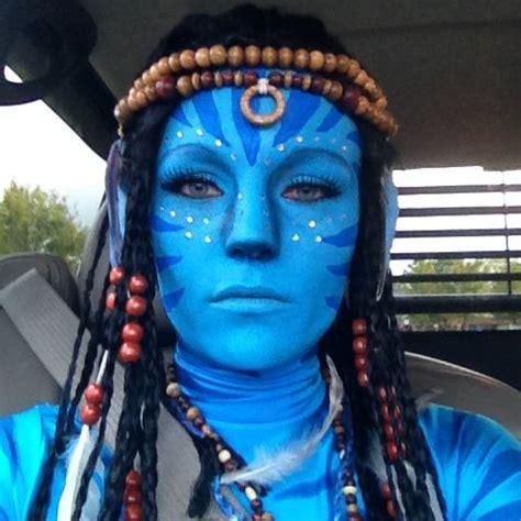 25 best ideas about avatar makeup on pinterest easy diy