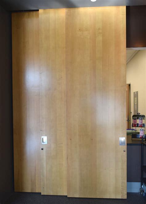 Lightweight Barn Doors Wood Pivot Door Gallery Non Warping Patented Honeycomb Panels And Door Cores