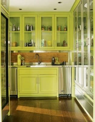 cheerful summer interiors 50 green and yellow kitchen color watch chartreuse green cozy bliss