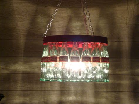 Coke Bottle Chandelier Coke Bottle Chandelier Coke Photo 31497481 Fanpop