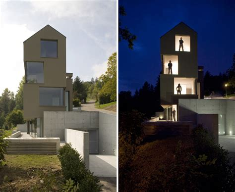 House Plans Narrow Lot With View by 11 Spectacular Narrow Houses And Their Ingenious Design