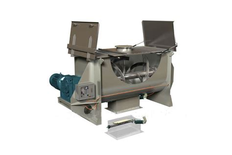 recommended blending equipment for nutraceuticals ribbon