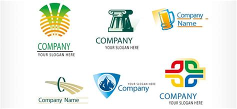 free company logos templates design a business logo free template free psd business