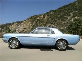 1965 Ford Mustang Coupe 1965 Ford Mustang 2 Door Coupe 108694