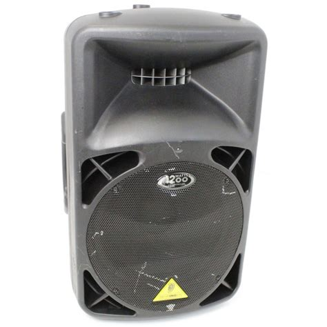 Behringer Eurolive B812neo Speaker Aktif Sound System 12 Inch behringer eurolive b812neo 1200w 12 pa speaker spares or