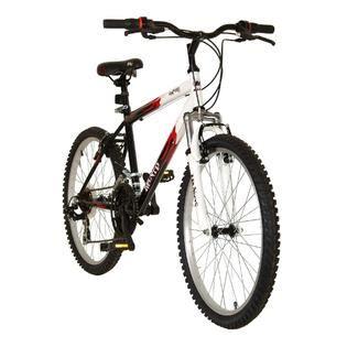 Mantis Raptor Mountain Bike mantis raptor 24 quot boys mountain bike fitness sports
