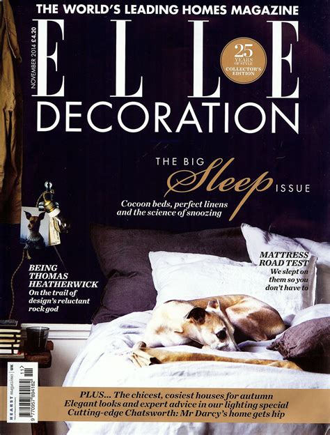 decoration uk magazine vera kyte