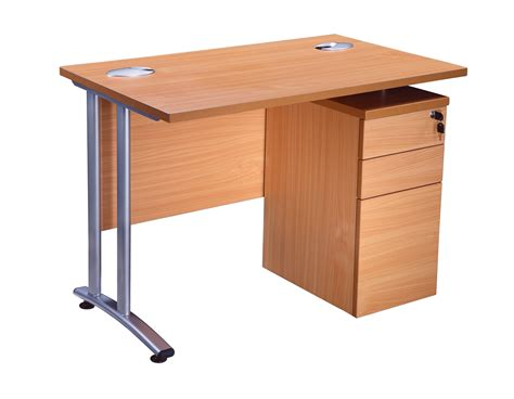 Budget Rectangle Desks City Office Furniture Small Desk