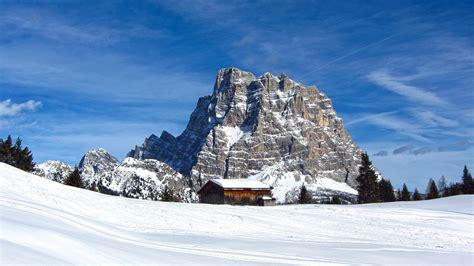 the best ski resorts in italy