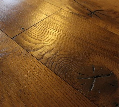 french oak wide planks brushed and waxed mediterranean hardwood flooring other metro by