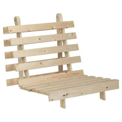 futon helsinki buy helsinki single pine futon frame only natural from