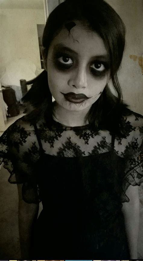 haunted doll 2016 10 best black eye makeup images on black eyed
