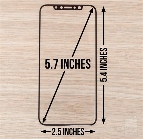 this could be an iphone 8 screen protector phonearena