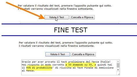 mensa italia test test qi di intelligenza mensa elenco delle risposte