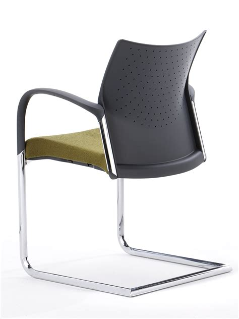Cantilever Chair by Trillipse Cantilever Chair Richardsons Office Furniture
