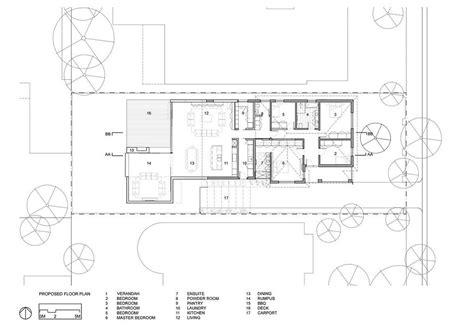 modern single family home plans modern single family house plans