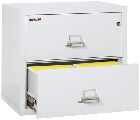 fireproof 2 drawer lateral file cabinet fireproof fireking 2 drawer lateral 31 quot wide file cabinet