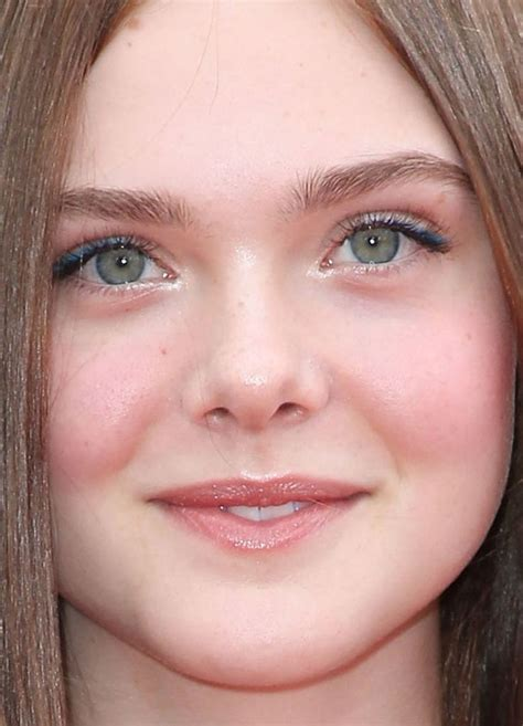 what is dakota fanning doing now elle fanning is a brunette now what do you think elle