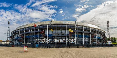 Wallpaper Aluminium 45cm X 5m 6 feyenoord stadion quot de kuip quot in rotterdam ms fotografie