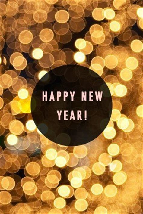 new year gold bright gold happy new year quote pictures photos and