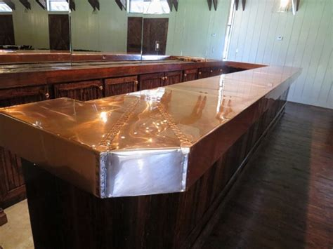 copper bar top copper bar tops sheet copper com