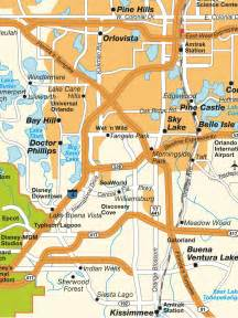 map orlando fl florida usa maps and directions at map