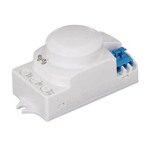 hochfrequenz bewegungsmelder bioledex 230v ac mikrowellen hochfrequenz bewegungsmelder