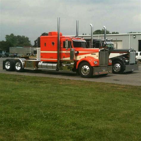 largest kenworth truck kenworth custom w900a ex semi rigs