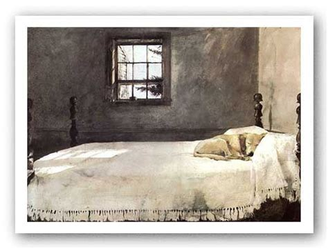 master bedroom by andrew wyeth master bedroom andrew wyeth dog on bed sleeping