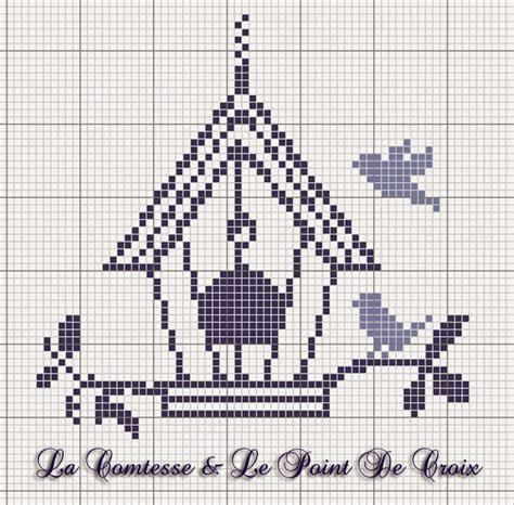casetta co de fiori la comtesse le point de croix marzo 2014