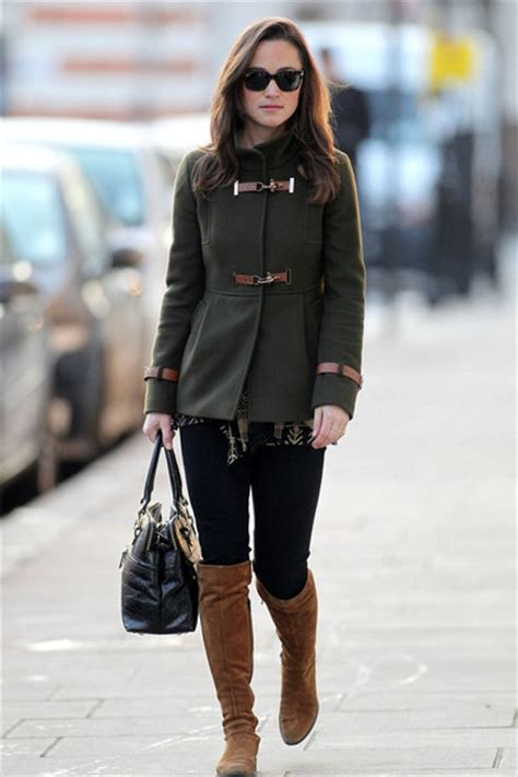 7 Fashionable Trends For Winter by Pippa Middleton Winter Fashion Style