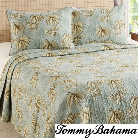 tommy bahama coverlets tommy bahama newport 3 piece quilt set