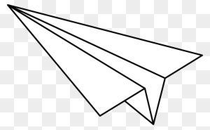 pin paper airplane clipart paper airplane clip art