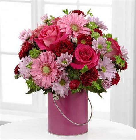 color your day with ftd color your day with happiness bouquet kremp