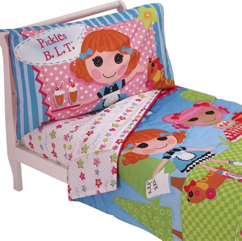 Lalaloopsy Toddler Bedding Set One Kind Comforter Sheets Lalaloopsy Bedding