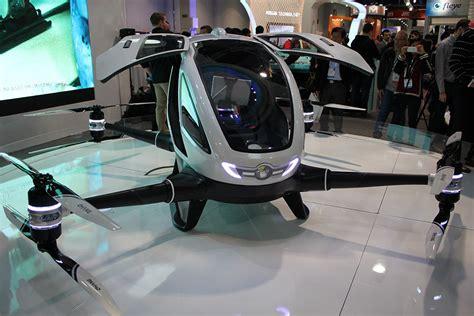 drone volante ehang 184 le drone taxi bient 244 t en service