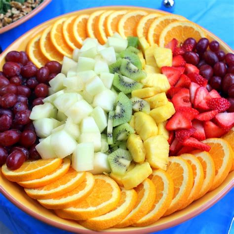 fruit tray 52 ways to cook world s best easiest fruit tray presentation