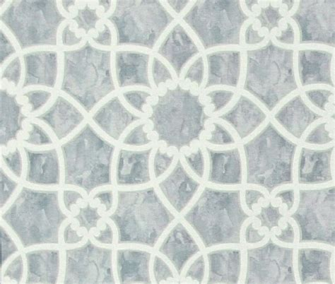 grey trellis fabric grey tile fabric trellis scroll watercolor modern