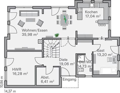 Quadratmeter Haus Berechnen by Die Besten 25 Grundriss Stadtvilla Ideen Auf