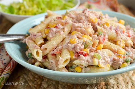 tuna pasta salad slimming world tuna pasta salad slimming eats slimming