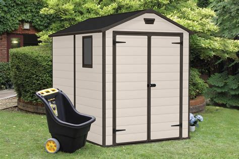 outdoor garden storage shed keter