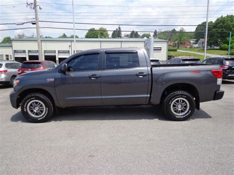 Toyota Tundra Packages Find Used 2013 Toyota Tundra Crewmax Trd Rock Warrior 4x4