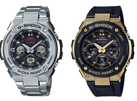 Gshock Line Black Gold affordable casio g shock steel black gold collection gst